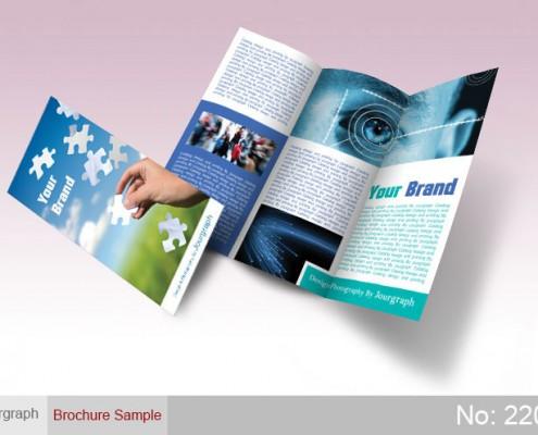 نمونه طرح بروشور , طراحی بروشور , طراحی بروشور حرفه ای
