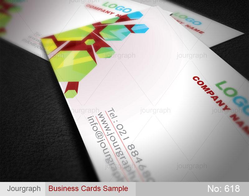 نمونه طرح کارت ویزیت , کارت ویزیت جدید
