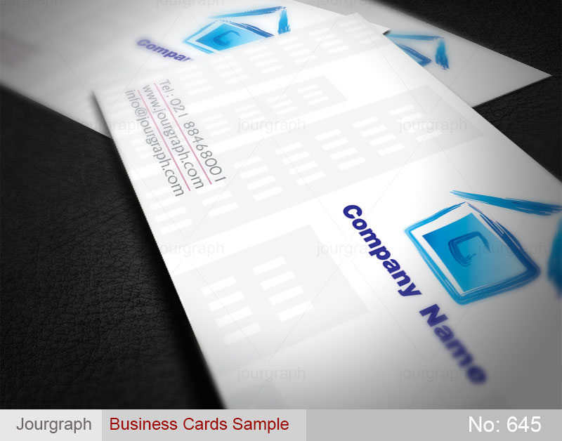 نمونه طرح کارت ویزیت , کارت ویزیت فوری , کارت ویزیت مسکن