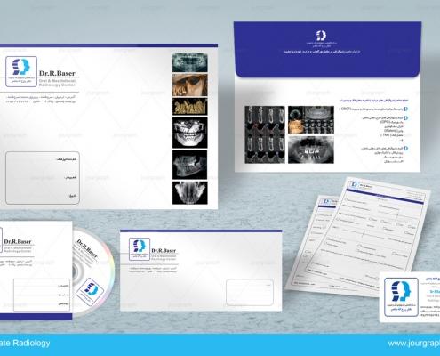 پاکت رادیولوژی , طراحی پاکت رادیولوژی